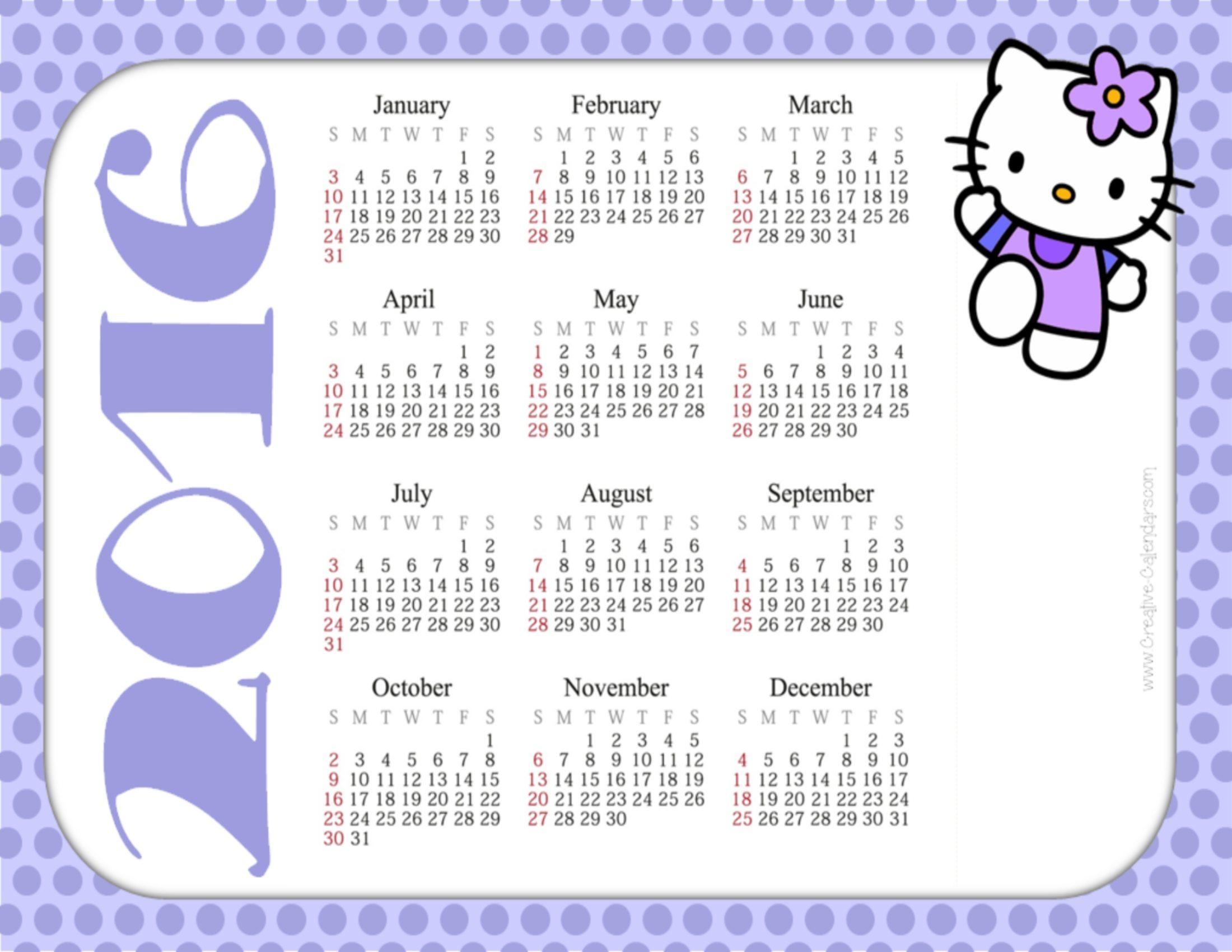 Planner 2016 Hello Kitty Products Hello Kitty Fan Site Hello