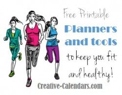 fitness planners